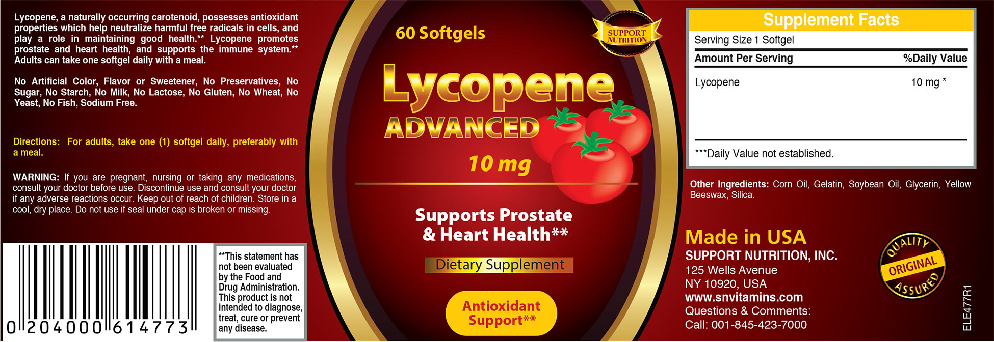 Lycopene Advanced