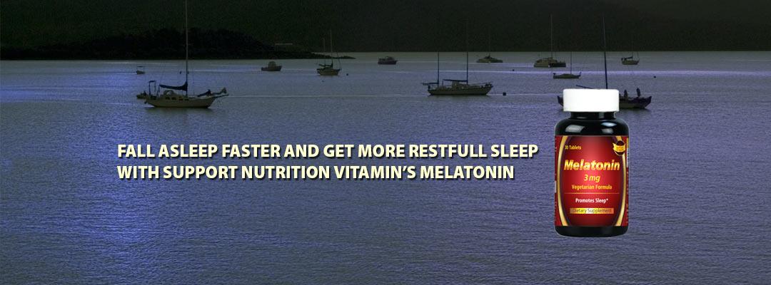 Support Nutrition melatonin