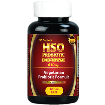 HSO Probiotic Defense