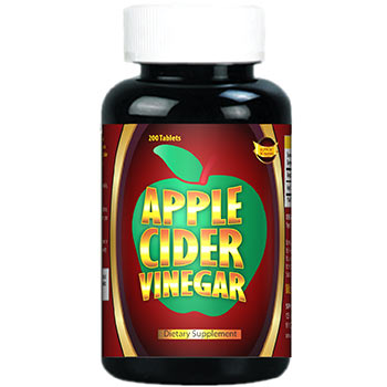 apple cider vinegar dietary supplement
