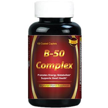 Vitamin B-50 Complex
