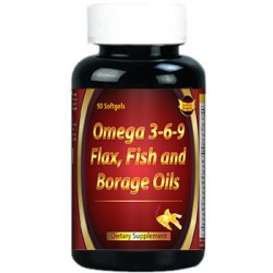omegavyte 3-6-9 Fish and Borage Oils