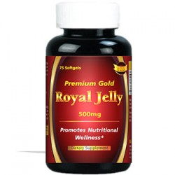 Premium Gold Royal Jelly