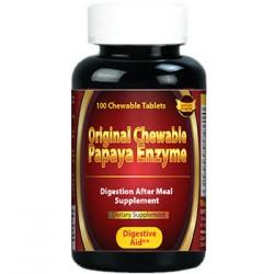 original chewable papaya enzyme